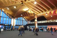 Inside Nelson Airport
