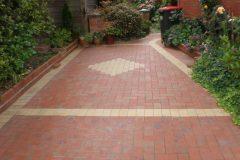 nubrik-driveway clay paving