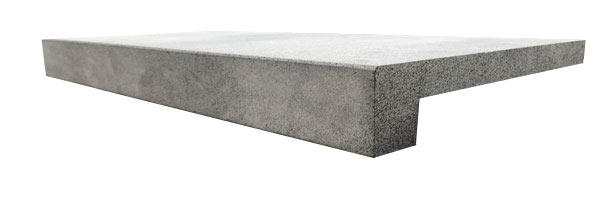Bluestone Dropdown Coping Unit