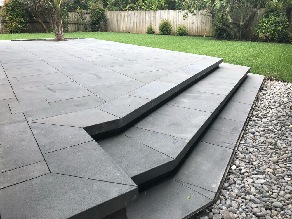 Bluestone Coping Pavers